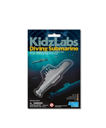 Kidzlabs submarino emergente