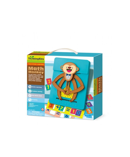 Thinking kits mono matemático