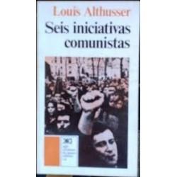 Seis iniciativas comunistas