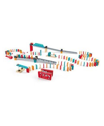 Fábrica domino robótica