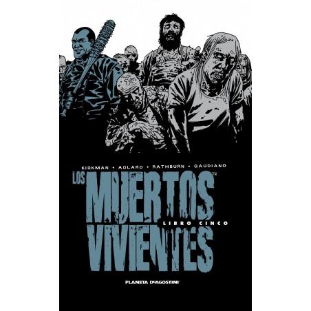 LOS MUERTOS VIVIENTES INTEGRAL Nº05