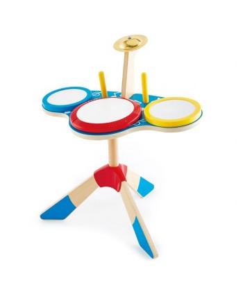 Set de tambor y platillo