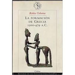 La formación de Grecia 1200...