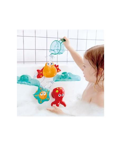 Cascada de baño