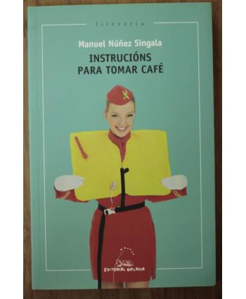 Instruccións para tomar café