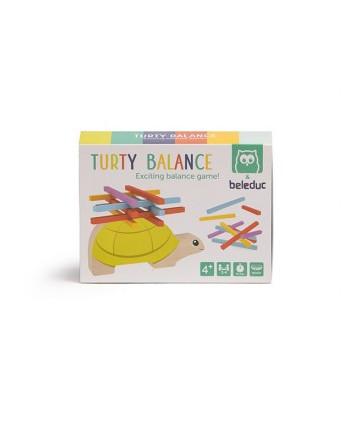 Juego de equilibrio turty mini