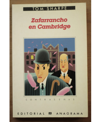 Zafarrancho en Cambridge
