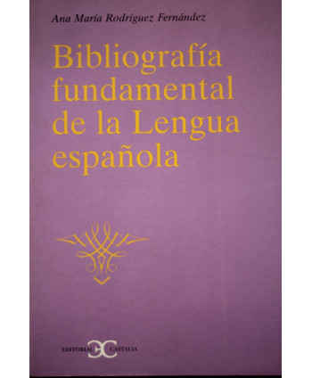 Bibliografía fundamental de...