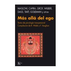 Más allá del ego. Textos de...