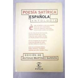 Poesía satírica española:...