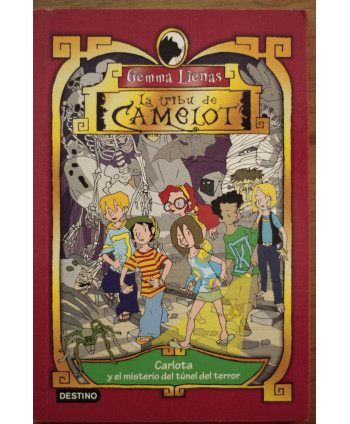 La tribu de Camelot  (5 tomos)