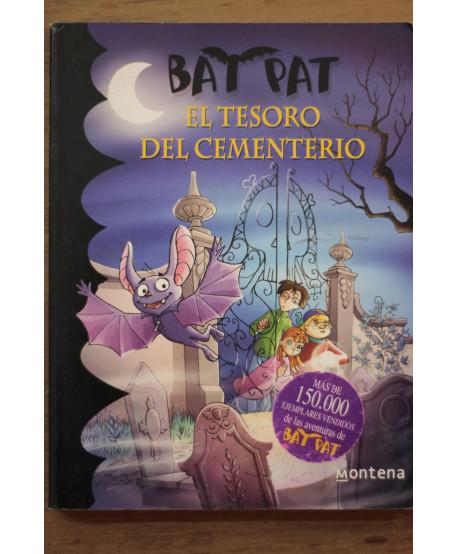 BatPat el tesoro del cementerio