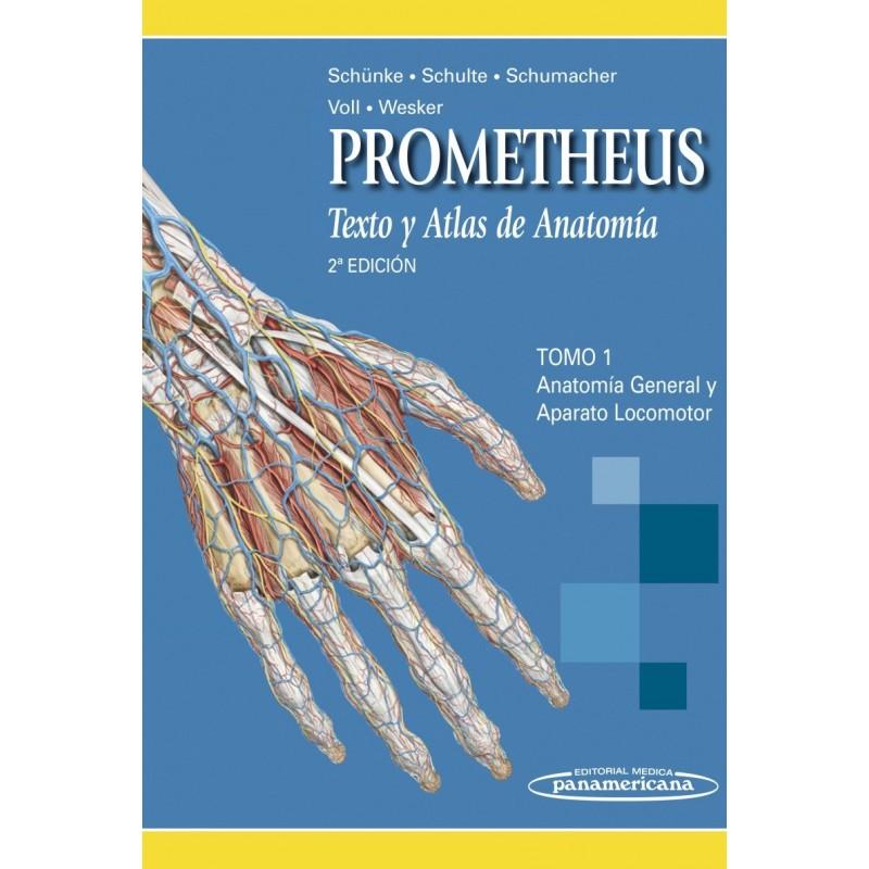 Prometheus: Texto y atlas de anatomía. Anatomía general y aparato ...