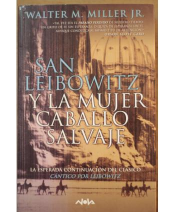 San Leibowitz y la mujer...