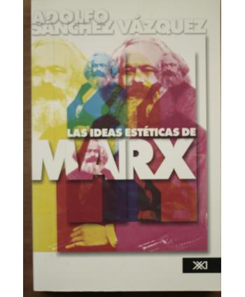 Las ideas estéticas de Marx