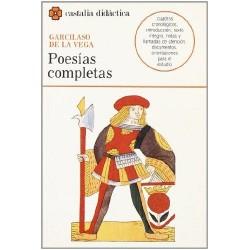 Poesías completas Garcilaso...