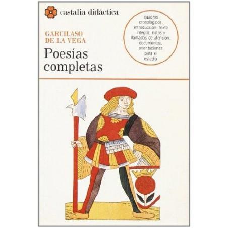 Poesías completas Garcilaso de la Vega