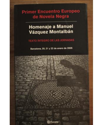 Homenaje a Manuel Vázquez...