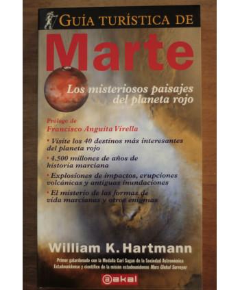 Guía turística de Marte