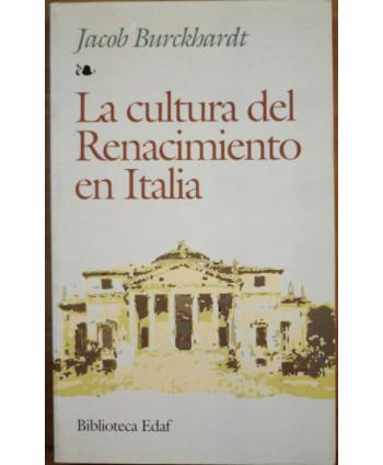 La cultura del Renacimiento...