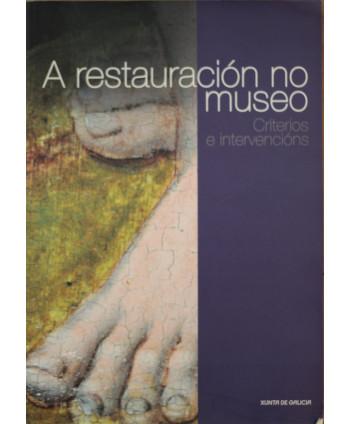 A restauración no museo
