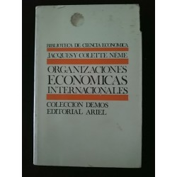 Organizaciones económicas...
