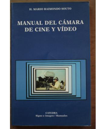 Manual de cámara de cine y...