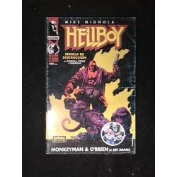 Hellboy, Semilla de...