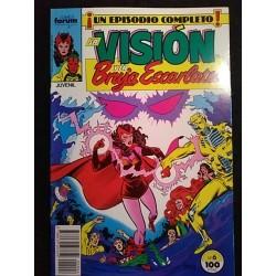 La Visión y la Bruja...