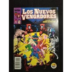 Los Nuevos Vengadores Nº40