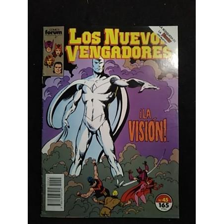 Los Nuevos Vengadores Nº45