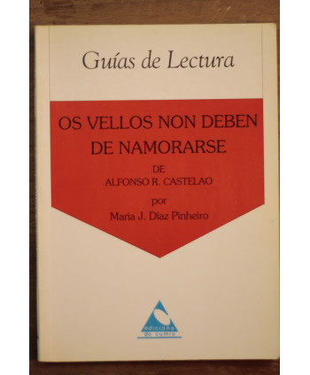 Guías de lectura: Os vellos...