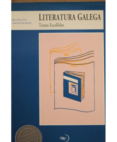 Literatura galega textos escollidos