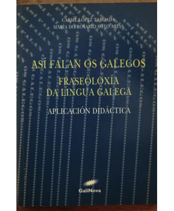 Así falan os galegos...