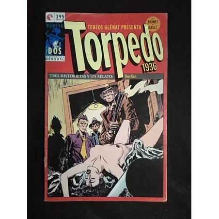 Torpedo 1936 Números 2, 11, 12, 13 y 18