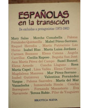 Españolas en la transición