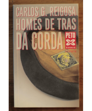 Homes de tras da corda