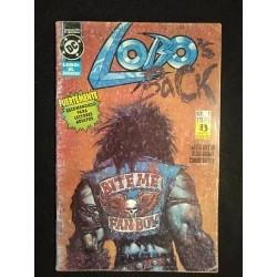 Lobo's Back Nº 1 y 4