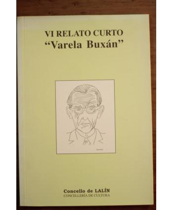 """VI Relato Curto """"Varela Buxán"""""""