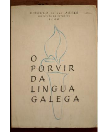 O porvir da lingua galega