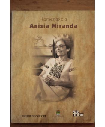 Homenaxe a Anisia Miranda