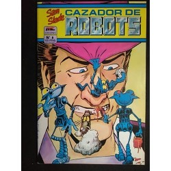 Cazador de Robots Nº8