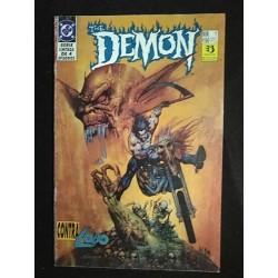 The Demon Vs Lobo Nº1 de 4