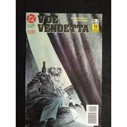 V de Vendeta Nº 1, 7 y 9