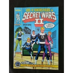 SECRET WARS II Nº32