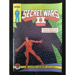 SECRET WARS II Nº22