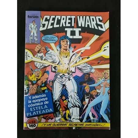 SECRET WARS II Nº33
