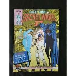 SECRET WARS II Nº34