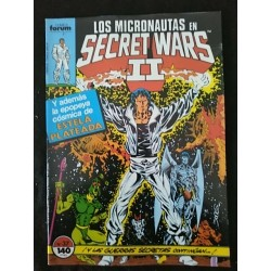 SECRET WARS II Nº37