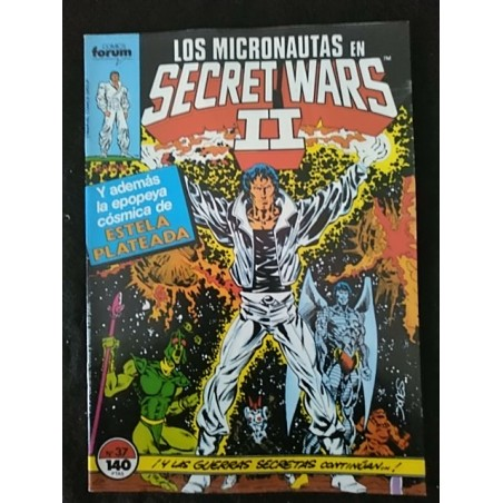 SECRET WARS II Nº37